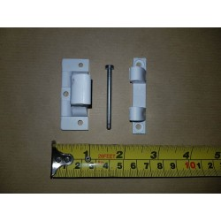 Hinge Assembly- White