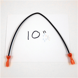 "SPARK IGNITOR WIRE ASSY (10"")"