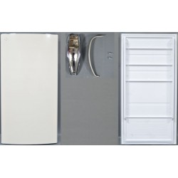 Fridge Door - Cream/Beige