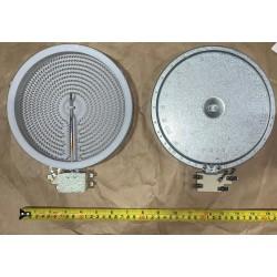 Radiation Heating Element