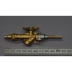Semi Rapid Burner Gas Valve