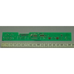 DISPLAY CARD D21/RED LED
